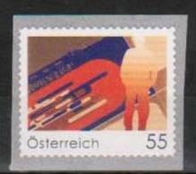 """Österreich 2007:   """"Mensch U. Technik""""  Postfrisch (siehe Foto/Scan) - 1945-.... 2nd Republic"""
