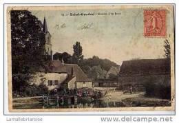 45 - SAINT GONDON - MOULIN D´EN HAUT - ANIMATION - France