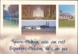 Belgique CP Spiere-Hellcijn - Espiennes-Helchin  Oasis De Paix - Spiere-Helkijn