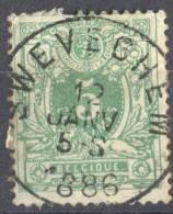 _Kd74: N° 45: E9: SWEVEGHEM - 1869-1888 Lion Couché