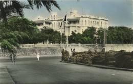DJIBOUTI - PALAIS DU GOUVERNEUR C1960 RP - Djibouti