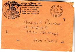 LSI Ministère Du Temps Libre  Paris - 1961-....