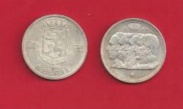 100 FR   ARGENT , Types 4 Rois,  Prince Charles - 1948  FL - 1945-1951: Regency
