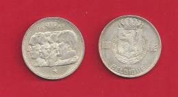 100 FR   ARGENT , Types 4 Rois,  Prince Charles - 1948  FR - 1945-1951: Regency