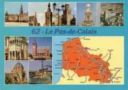 LE PAS DE CALAIS - Francia