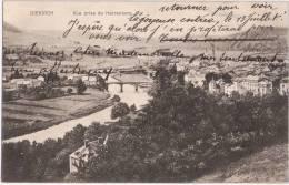 Diekirch Vieux Pris De Herrenberg Postalisch Ungelaufen Rückseitig Beschrieben TOP-Erhaltung - Diekirch