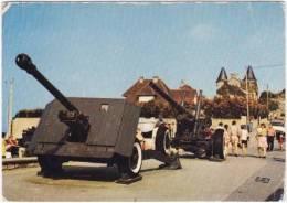 1330-France 14-Arromanches Port Winston-Vestiges Du Debarquement 6Juin 1944-Animee-Ed Emy - Arromanches