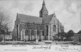 VILVORDE - L'Eglise Paroissiale - Superbe Carte Circulée - Vilvoorde