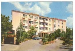 G48 Fiuggi (Frosinone) - Albergo Moderno - Auto Cars Voitures / Non Viaggiata - Altre Città