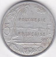 Polynésie Française 5 Francs 1965 - Polynésie Française