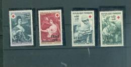 4 Timbres Réunion Neufs Gomme Tout états AI10011 - Réunion (1852-1975)