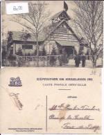 CHARLEROI EXPO 1911 PAVILLON DES EAUX ET FORETS - Charleroi
