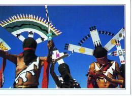 CARTE FICHE  USA     NOUVEAU MEXIQUE            INDIENS       NAVAJOS OU PUEBLOS - Etats-Unis