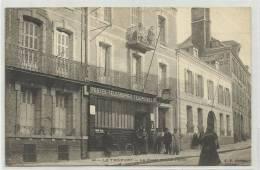 LE TREPORT (SEINE MARITIME - 76) - CPA - LA POSTE - Le Treport