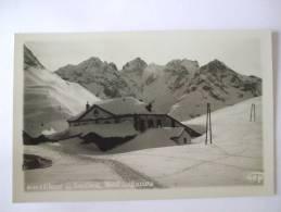 05 - AL1 - L'HIVER AU LAUTARET - HOTEL DES GLACIERS - Unclassified