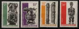 Du N° 244 Au N° 247 De Côte D'Ivoire - X X - ( E 754 ) - ( Arts Africains ) - Culturas