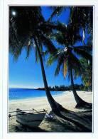 CARTE FICHE      COMORES      PLAGE DE MALADJA - Comores