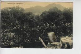 5300 BONN - BAD GODESBERG - MEHLEM, Augusta-Institut, Blick Auf Drachenfels & Drachenburg 1912 - Bonn