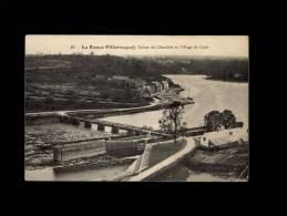 22 - LA VICOMTE-SUR-RANCE - Ecluse Du Chatelier Et Le Village De Livet - 46 - Autres Communes