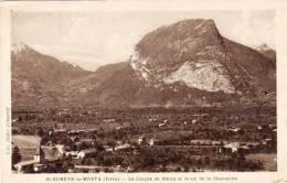 SAINT EGREVE LA MONTA - Le Casque De Néron Et Le Col De La Charmette  (48342) - Andere Gemeenten