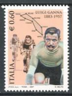 ITALIA / ITALY 2007** - Luigi Ganna - 1 Val. Come Da Scansione - Wielrennen