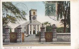 Hawai - Honolulu - Kawaihao Church - Postal Mark - Honolulu