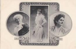 Célébrités - Littérature - Ecrivains - Femmes - Séverine Gyp Marni - Art Nouveau - Ecrivains