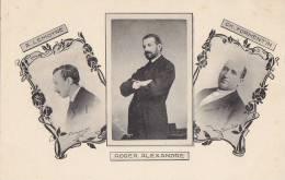 Célébrités - Littérature - Ecrivains - Lemoyne Roger Alexandre Formentin - Ecrivains