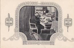 Célébrités - Littérature - Ecrivains - Journaliste  - Art Nouveau - Ecrivains