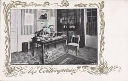Célébrités - Littérature - Ecrivains - Art Nouveau - Bureau Octave Mirbeau - Ecrivains