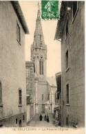 42. Valfleury. La Place Et L'église - Otros Municipios