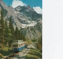 Bayr. Zugspitsbahn Mit Zugspitze.     B-2648 - Eisenbahnen