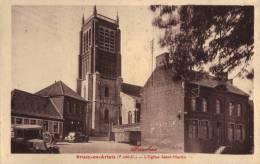 62 BRUAY EN ARTOIS - L EGLISE ST / SAINT MARTIN - Noeux Les Mines