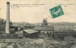 63 BRASSAC LES MINES  Les Mines De La Combelle  Le Puits Sélamines     2 Scans - Unclassified