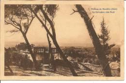 N°926 - Montfrin - Château De Montfrin - Le Belvédère Coté Nord - Aramon