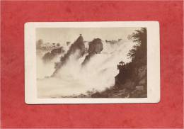 Suisse - REINFALL - Schaffhausen - Dimensions 10,4 X 6,3 - 2 Scans - Oud (voor 1900)
