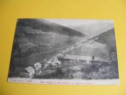 Cpa Ban De Laveline  Vallée De Lauterupt   Edit. Weick 9130 - Autres Communes