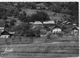 CPSM 73 ST GEORGES D HURTIERE  VUE GENERALE Grand Format - Autres Communes