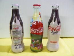 COCA COLA  3  Bottle - Spiritus