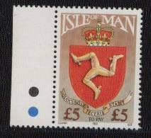 Isle Of Man Yvertnrs: Taxe 33 Postfris - Isola Di Man