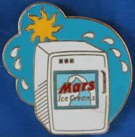 MARS ICE CREAM - FRIGO - SOLEIL -       - 1 - Trademarks