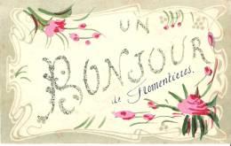 53 FROMENTIERES Un Bonjour - Other Municipalities