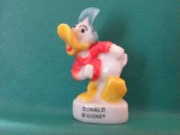 Féve */ Donald  -  Disney -Fèves , Série. Féve Ancienne (PLC.1) - Disney