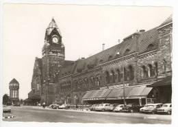 57 – METZ – La Gare (Buffet Gastro.Brasserie, Automobiles DS Citroen, Pub Basse-Yutz Sous Horloge...) - Metz