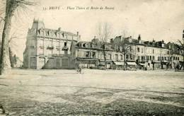 BRIVE   = Place Thiers Et Route De Beynat - Brive La Gaillarde