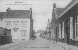 ZANTVLIET -  Noordlandschestraat - Rue Du Nord - Superbe Carte - Kampenhout