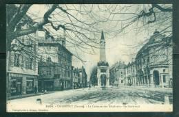 C Hambéry ( Savoie ) La Colonne Des éléphants - Le Boulevard Ue138 - Chambery