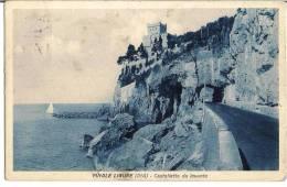 FINALE LIGURE (SV) - CASTELLETTO DA LEVANTE - F/P - V: 1938 - Savona