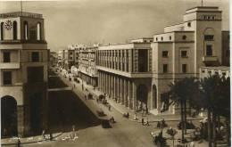 LIBYA - OMAR EL MUHTAR STREET RP C1960 - Libya