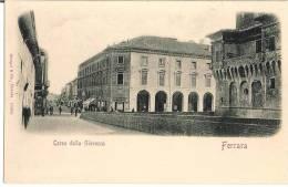 FERRARA - CORSO DELLA GIOVECCA - F/P - N/V - Ferrara